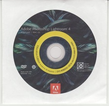 Adobe Adobe Photoshop Lightroom ( v. 4 ) Student Edition - complete pack... - $99.99