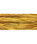 A Thousand Bells 6 strand hand dyed embroidery floss 5yd skein Ship's Ma... - $2.00