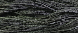 Bleak House 6 strand hand dyed embroidery floss 5yd skein Ship's Manor  - $2.00