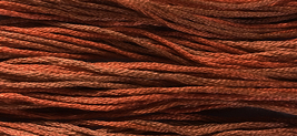 Canyonlands 6 strand hand dyed embroidery floss 5yd skein Ship's Manor  - $2.00