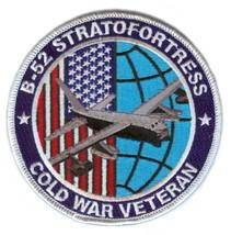 USAF B-52 Cold War Veteran Patch - $9.89