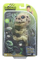 WowWee Fingerlings Untamed – Bonehead Skeleton T-Rex – Gloom (Sand) - $30.54