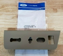 NEW 2009-2014 Ford F-150 Front Driver Seat Switch Housing (TAN) TRIM BEZ... - $19.95