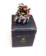 """Boyds Longaberger Ornament """"Petey & Paige..Peppermint Twist"""" #25782LB-LE... - $39.99"""