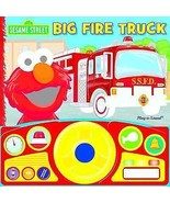 Sesame Street: Big Fire Truck (Steering Wheel S... - $18.80