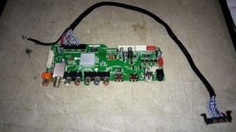 6 Hh21 Input / Output Board From Rca Led42 Tv, Very Good Condition - $29.66