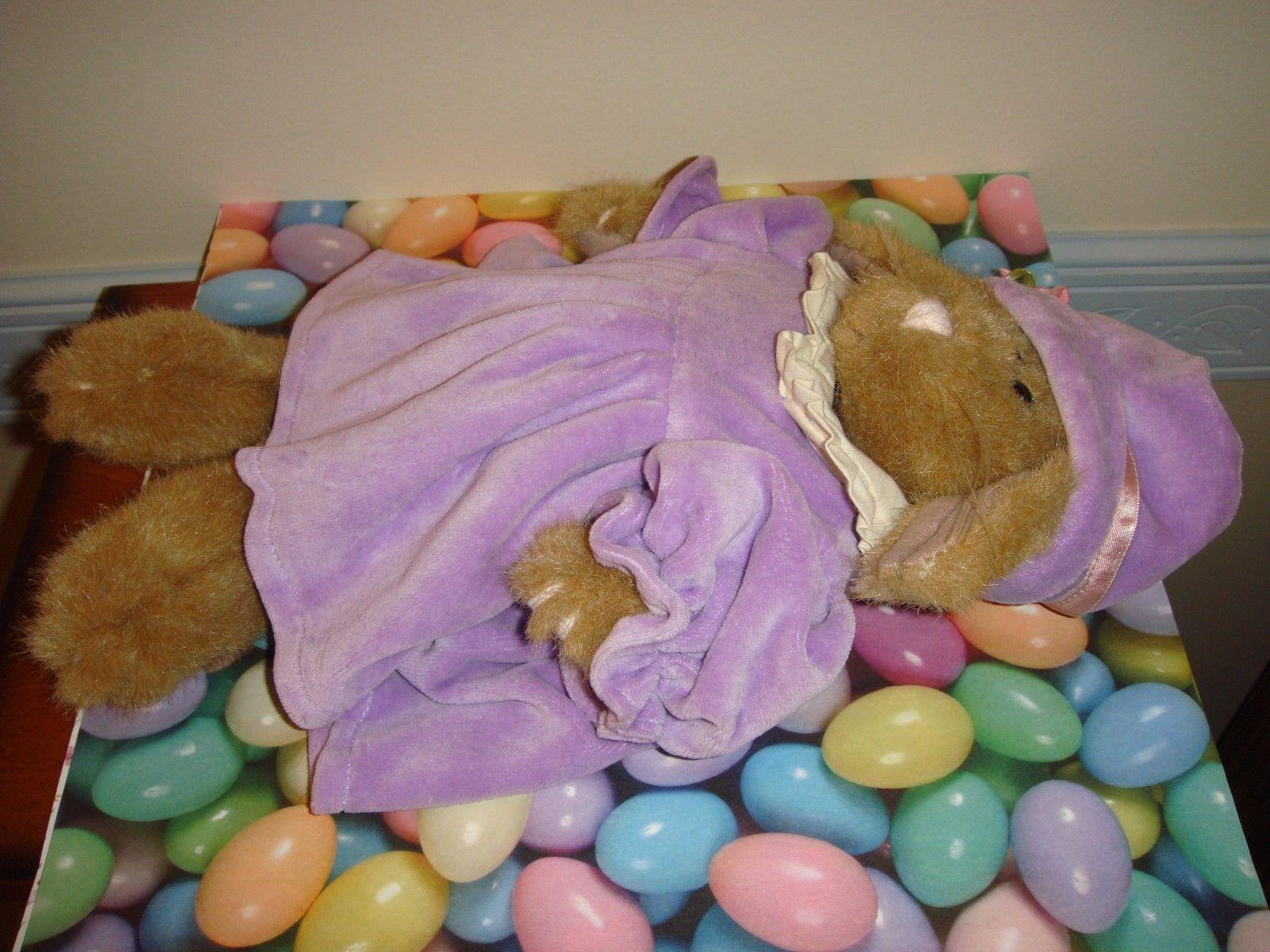 Boyds Bears Auntie Babbit Bunny Rabbit