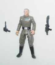 1997 Kenner Star Wars Power Of The Force Grand Moff Tarkin Action Figure - $3.99