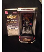 Limited Edition DC Comic Book Champions 1978 Joker Pewter Sculpture COA ... - $33.85