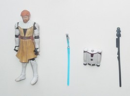 2009 Hasbro Star Wars Clone Wars Obi-Wan Kenobi... - $4.99
