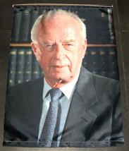 Israel Ex Prime Minister Yitzhak Rabin Digital Print Wall Hang 69 X 47 cm image 2