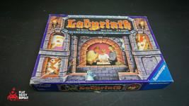 Vintage 1990 Labyrinth Board Game Fast Free Uk Postage - $21.70