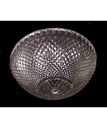 Clear Glass Light Shade w/ Center Hole for Ceil... - $14.95