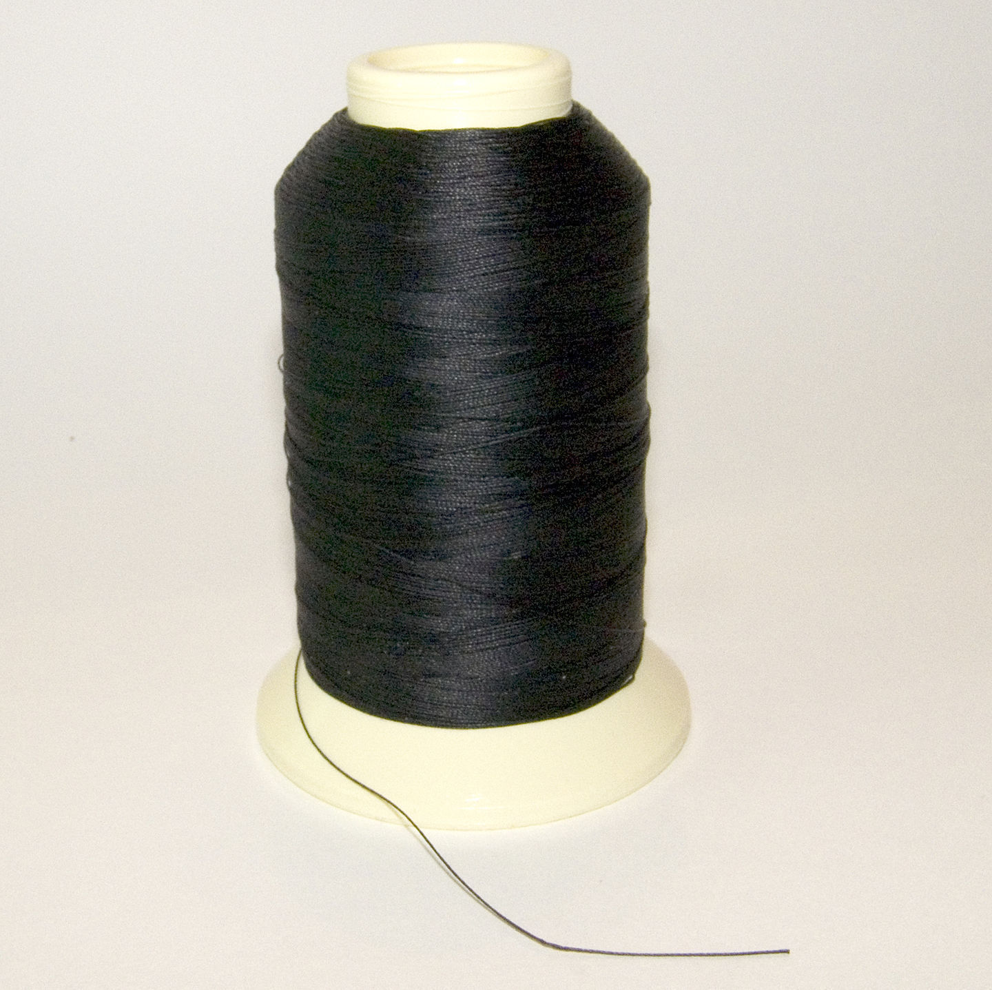Primary image for Polyester Thread, Bonded, Thread-4 oz. Spool, Black - Size DB-92 T-90