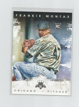Frankie Montas (Chicago White Sox) 2016 Panini Diamond Kings Rookie Card #185 - $2.99