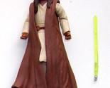 2004 Hasbro Star Wars Jedi Master Eeth Koth Action Figure