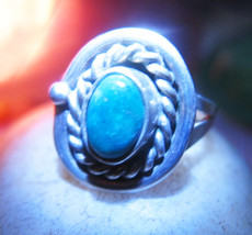 Haunted RING 3x CAPTURE YOUR DREAM TRIBAL NATIVE 925 MAGICK WITCH Cassia4  - $30.00