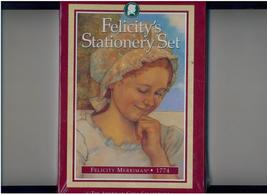 Felicity's Stationery SET-Amer. Girl-retired- + Postcards - $18.00