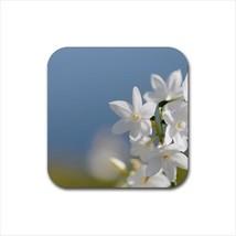 Jasmine Flowers Non-Slip Coaster Set - $6.74