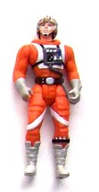 1995 Kenner Star Wars POTF Luke Skywalker X-Wing Pilot Action Figure - $5.99