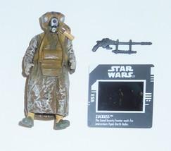 1997 Kenner Star Wars POTF Zuckuss Freeze Frame Action Figure - $5.99