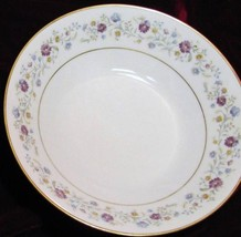 "Noritake Longwood # 2485 Berry Bowl5 1/2"" Gold ... - $2.50"
