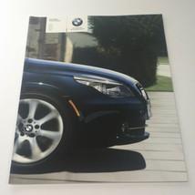 2008 BMW 5 Series Sedan 528i 528xi 535i Dealership Car Auto Brochure Cat... - $10.65