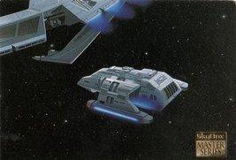 1994 Skybox Star Trek Master Series #25 Deep Space Nine Runabouts M/NM - $2.93