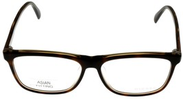 New Diesel Eyeglasses Frame Men Brown Tortoise Rectangular DL5183 056 - $68.31
