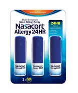 Nasacort Allergy 24hr Non-Drip Nasal Spray 3 Pa... - $45.29