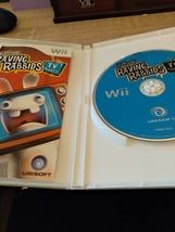 Nintendo Wii Rayman Raving Rabbids: TV Party image 2