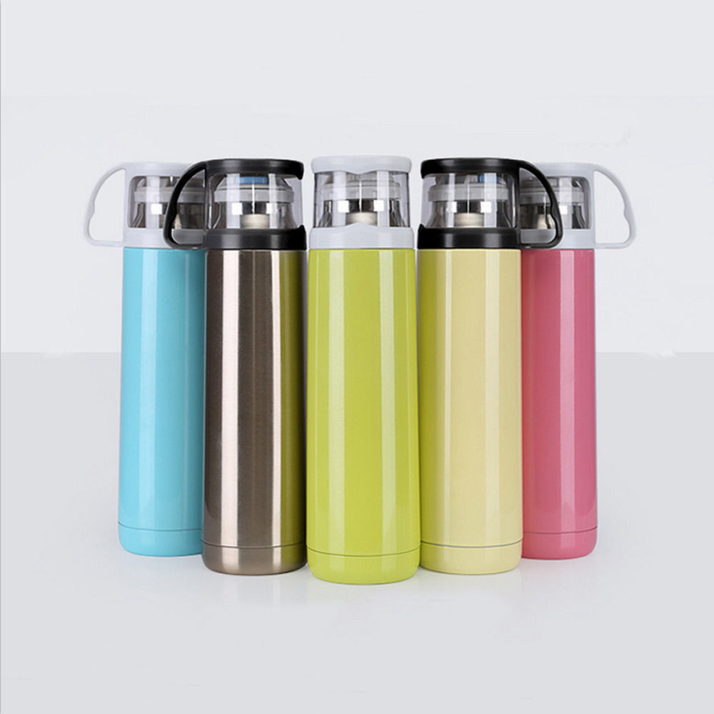 Primary image for New Hot Practical Stainless Steel Vacuum Cup Travel Mug Bullet Portable Kettle