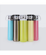 New Hot Practical Stainless Steel Vacuum Cup Travel Mug Bullet Portable ... - €12,81 EUR