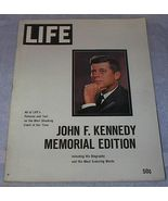 Life Magazine John Kennedy Memorial Edition - $9.95