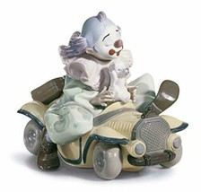Lladro Sale Porcelain Trip to The Circus 010.08136 Worldwide Shipping - $468.99