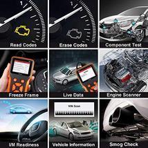 Xtruck OBD2 Scanner OBD II Auto Check Engine Fault Code Reader Car Diagnostic Sc image 2