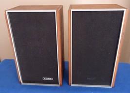 Sony 2 Way Speakers Unknow Model , See video - $37.05