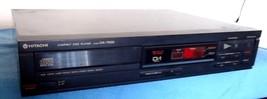 Hitachi DA-7000 Compact Disc Player , See Video ! - $41.73