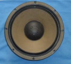 Sansui W-105  Woofer 8 ohms, One Unit - - $110.00