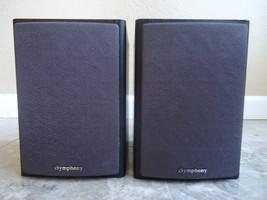 iSymphony M1 Bookshelf Speakers 30 Watts - 4 ohms - $22.00