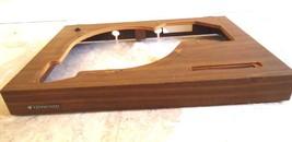 Kenwood KD-3033 Turntable Case - Frame, part - - $45.18