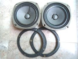 "GTE Sylvania 12-28066-1 midrange 4.5"" From SA-5712 Speakers  - $20.30"