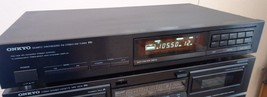 ONKYO T-4000 stereo Am/Fm tuner, Wrkng, see video - $20.30