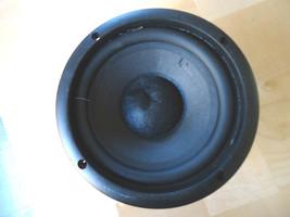 KLH 98A0033 6 inch Woofer 4 ohms 50-100 Watts (1) - $19.00