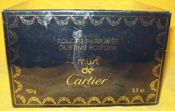 Vintage Must De Cartier Dusting Powder 52 And 50 Similar Items