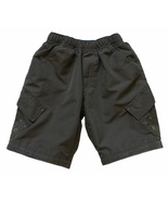Carter's Size 4 Boys Olive Green Cargo Shorts - $4.99