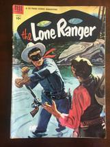 Vintage The Lone Ranger Dell Comic Vol 1 No 67 1954 - $33.91