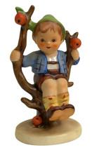 "Hummel Goebel ""Apple Tree Boy"" Figurine #142 3/0 - TMK5 4""  - $21.29"