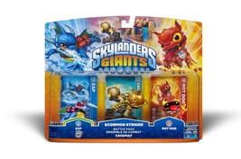 Skylanders Giants Battle Pack - Scorpion Strike - Zap and Hot Dog - $25.00