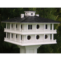 Cottage Charmers Clubhouse Birdhouse for Purple... - $440.89
